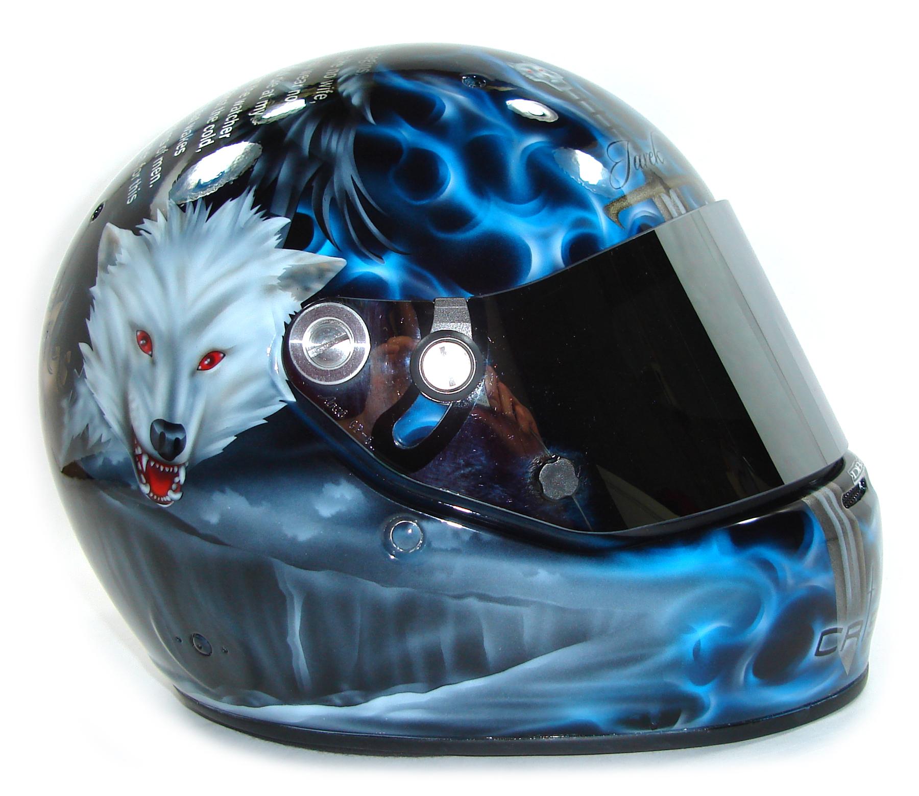 Custom Painted Helmet Gallery Game Of Thrones