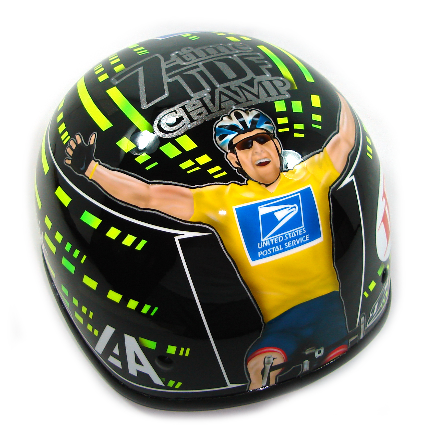 case 7 armstrong helmet company