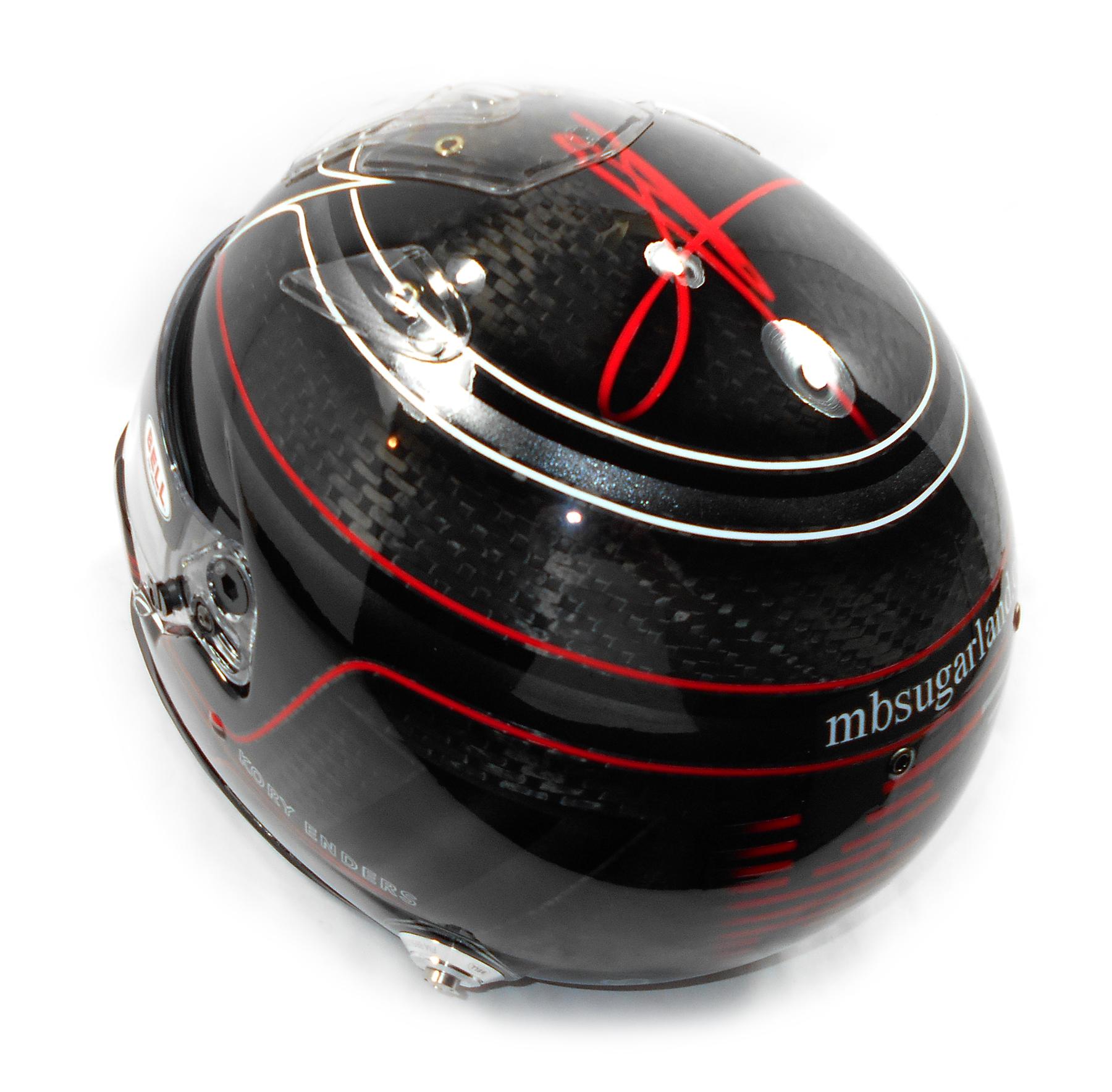 Custom Painted Helmet Gallery Kory Enders Custom Mclaren